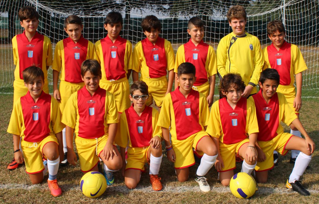 squadra esordienti 2007